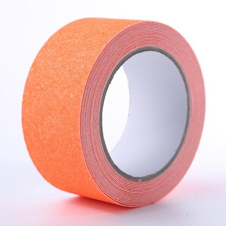Fluorescence Orange Step Anti Slip Tape