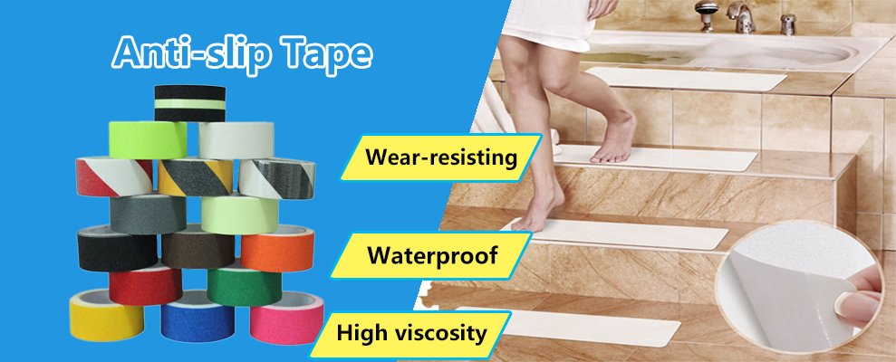colorful anti slip tape