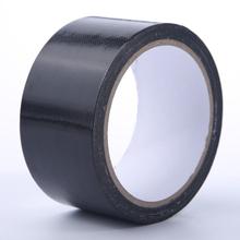 70 Mesh Black Adhesive Cloth Duct Tape