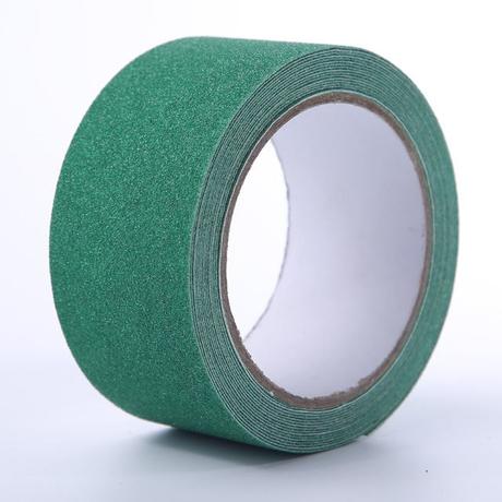 Green Safety Warning Anti Skid Tape