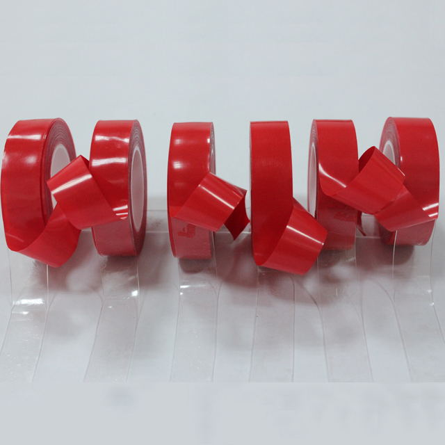 Transparent Polyethylene Acrylic Foam Tape
