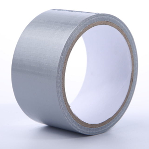 35 Mesh Waterproof Rubber Sliver Grey Cloth Duck Tape